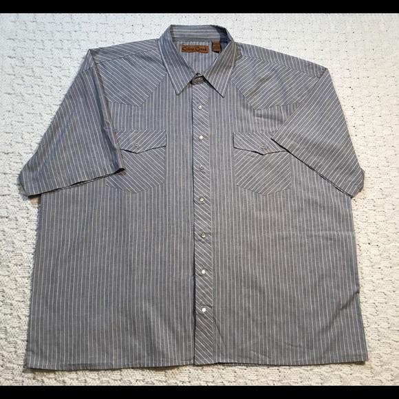 Cobra Creek Other - Cobra Creek Stripe Shirt Men's 2X